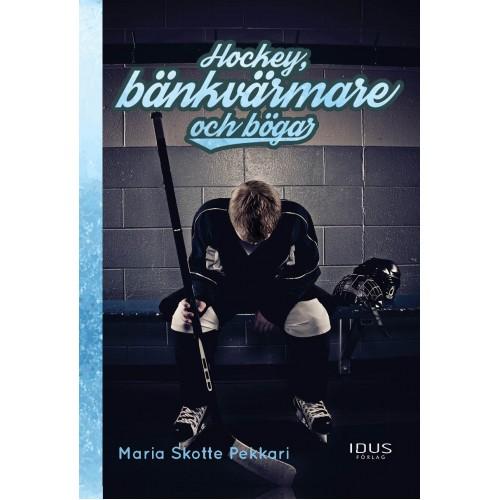 Hockey, bänkvärmare och bögar, Maria Skotte Pekkari