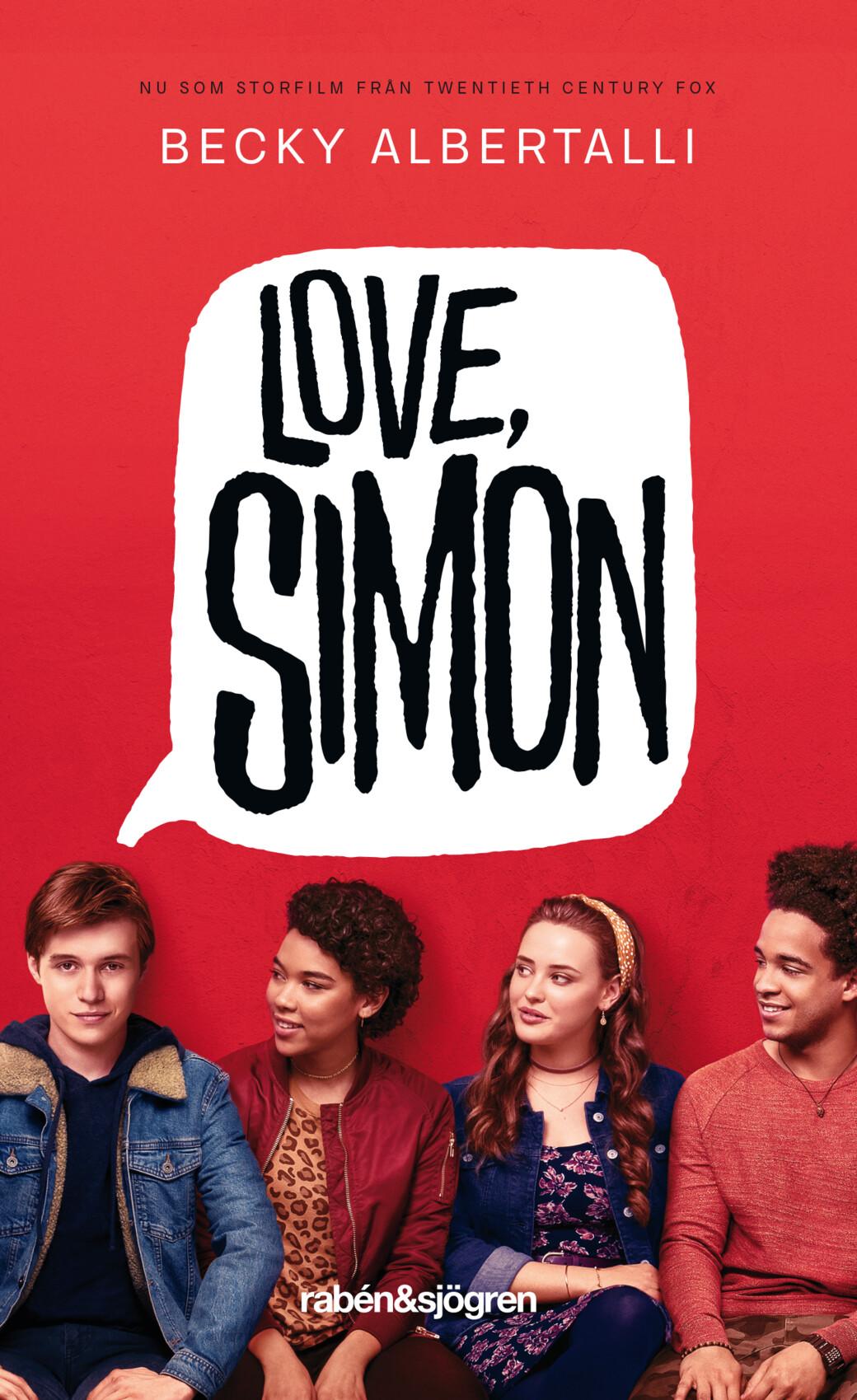 Love, Simon, Becky Albertalli
