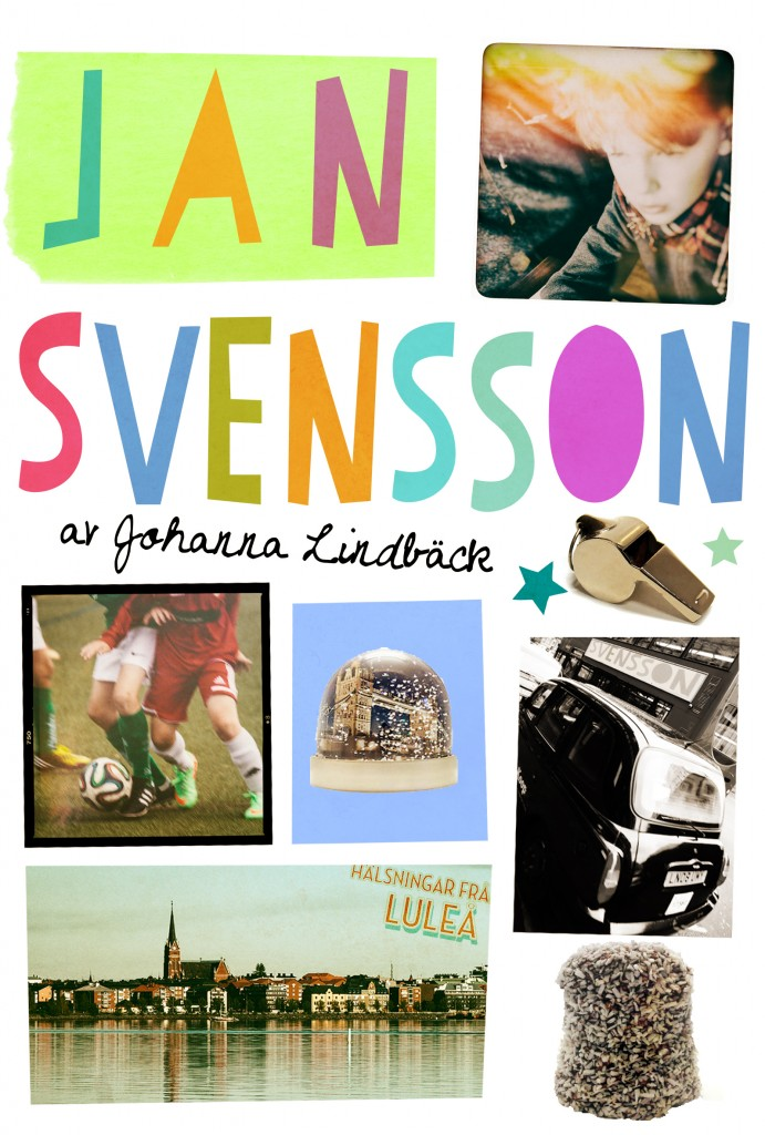 Jan Svensson, Johanna Lindbäck