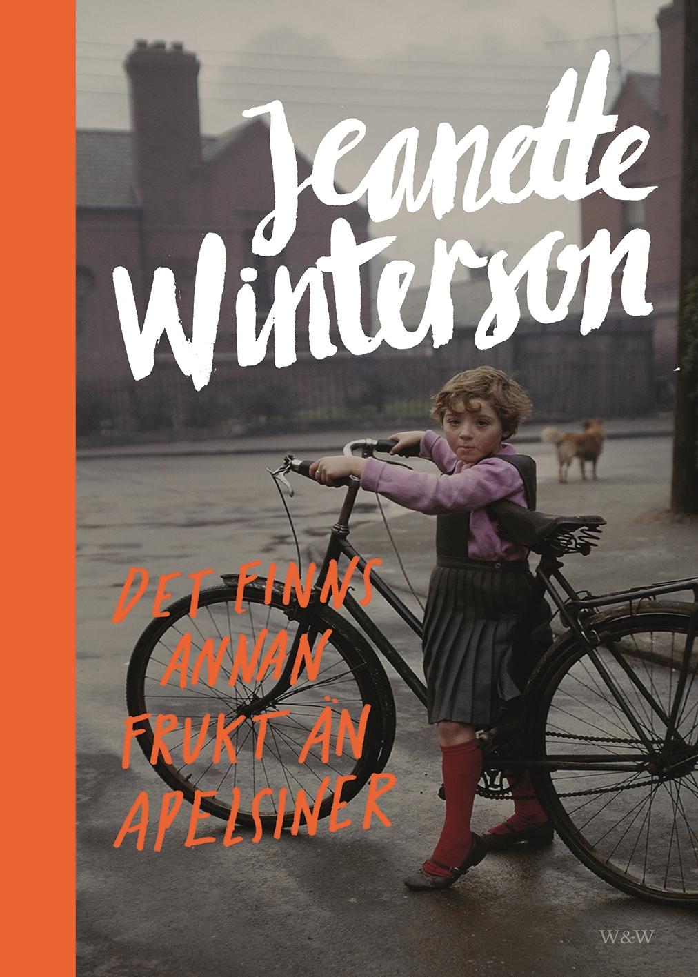 Det finns annan frukt än apelsiner, Jeanette Winterson