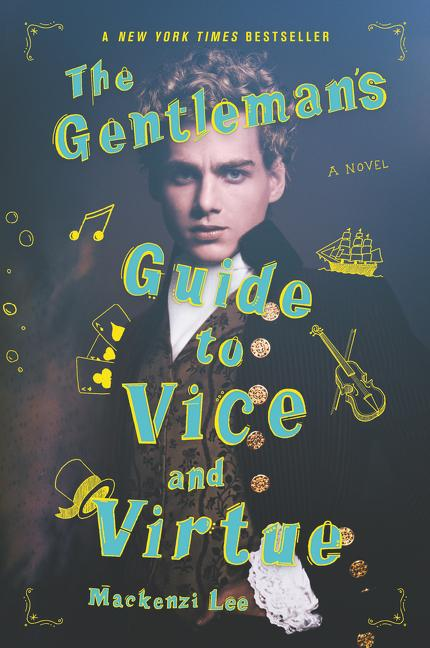 The Gentleman's Guide to Vice and Virtue, Lee Mackenzi