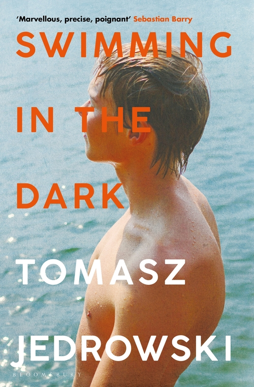 Swimming in the dark, Tomasz Jedrowski