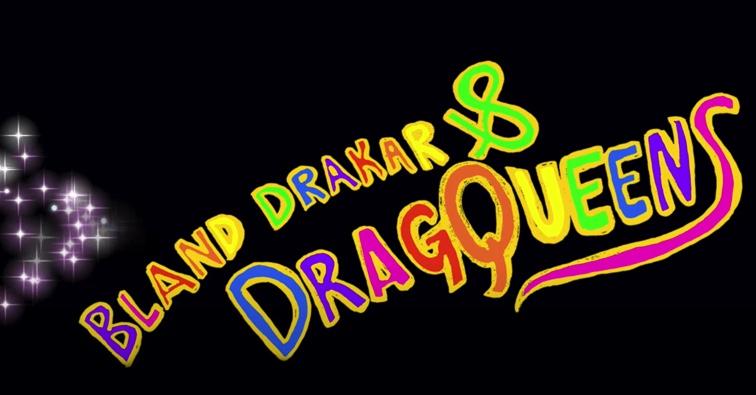 Bland drakar och dragqueens, digital sagostund