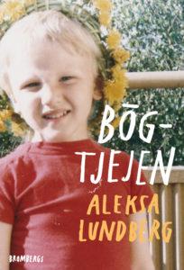 Bokomslag till Bögtjejen av Aleksa Lundberg