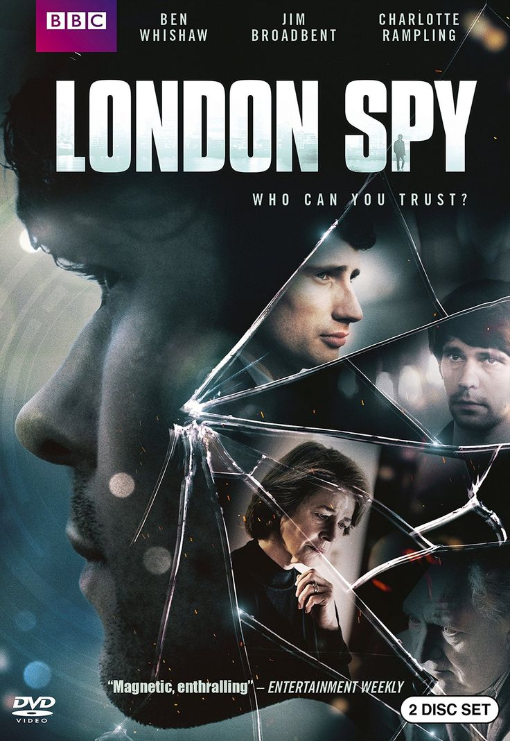 London Spy  – tv-serie